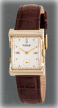 Circa 1950's Vintage Watch Style CT105R